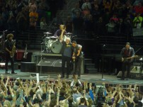 Bruce with Bob Seger